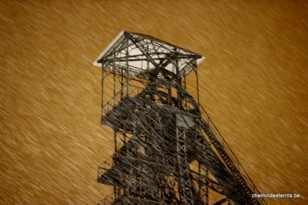 1-1 decembre 2012 Neige sur Tour du Cazier